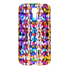 Bokeh Abstract Background Blur Samsung Galaxy S4 I9500/i9505 Hardshell Case