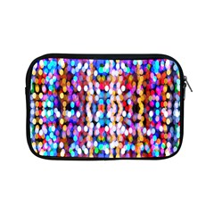 Bokeh Abstract Background Blur Apple Ipad Mini Zipper Cases