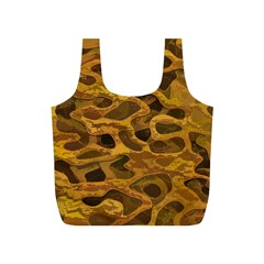 Camo Full Print Recycle Bags (s)