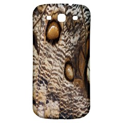 Butterfly Wing Detail Samsung Galaxy S3 S Iii Classic Hardshell Back Case
