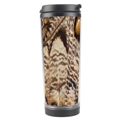 Butterfly Wing Detail Travel Tumbler
