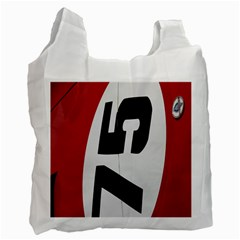 Car Auto Speed Vehicle Automobile Recycle Bag (two Side)  by Nexatart