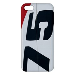 Car Auto Speed Vehicle Automobile Iphone 5s/ Se Premium Hardshell Case