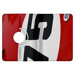 Car Auto Speed Vehicle Automobile Kindle Fire Hdx Flip 360 Case by Nexatart