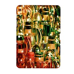 Candles Christmas Market Colors Samsung Galaxy Tab 2 (10 1 ) P5100 Hardshell Case