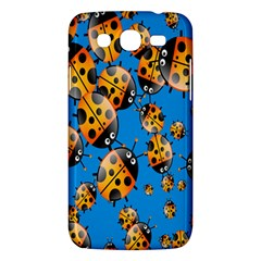 Cartoon Ladybug Samsung Galaxy Mega 5 8 I9152 Hardshell Case