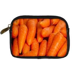 Carrots Vegetables Market Digital Camera Cases by Nexatart