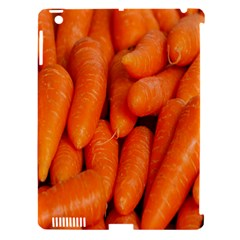Carrots Vegetables Market Apple Ipad 3/4 Hardshell Case (compatible With Smart Cover)