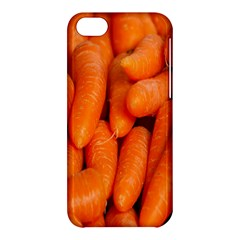 Carrots Vegetables Market Apple Iphone 5c Hardshell Case by Nexatart