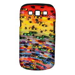 Car Painting Modern Art Samsung Galaxy S Iii Classic Hardshell Case (pc+silicone)