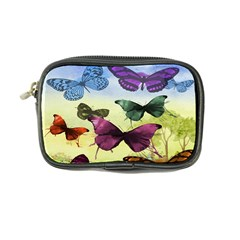 Butterfly Painting Art Graphic Coin Purse by Nexatart