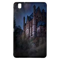 Castle Mystical Mood Moonlight Samsung Galaxy Tab Pro 8 4 Hardshell Case