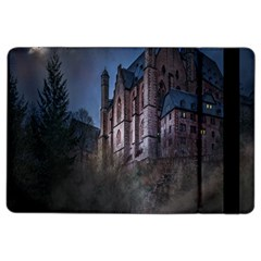 Castle Mystical Mood Moonlight Ipad Air 2 Flip by Nexatart