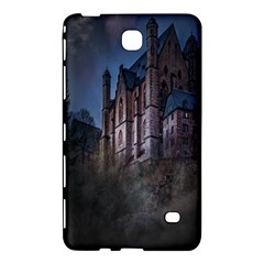 Castle Mystical Mood Moonlight Samsung Galaxy Tab 4 (7 ) Hardshell Case  by Nexatart
