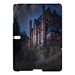 Castle Mystical Mood Moonlight Samsung Galaxy Tab S (10 5 ) Hardshell Case  by Nexatart