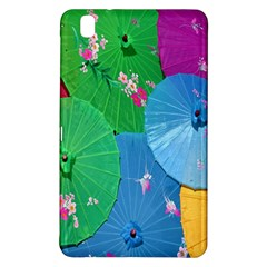 Chinese Umbrellas Screens Colorful Samsung Galaxy Tab Pro 8 4 Hardshell Case