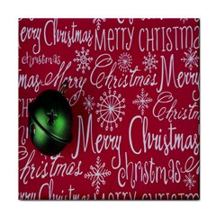 Christmas Decorations Retro Tile Coasters by Nexatart