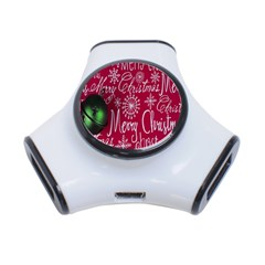 Christmas Decorations Retro 3 Port Usb Hub