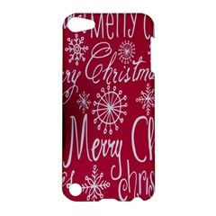 Christmas Decorations Retro Apple Ipod Touch 5 Hardshell Case