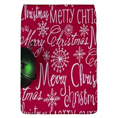 Christmas Decorations Retro Flap Covers (l)  by Nexatart