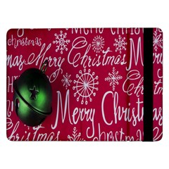 Christmas Decorations Retro Samsung Galaxy Tab Pro 12 2  Flip Case