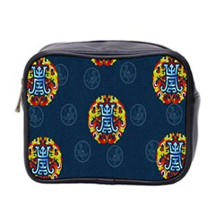 China Wind Dragon Mini Toiletries Bag 2 Side