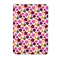 Christmas Star Pattern Samsung Galaxy Tab 2 (10 1 ) P5100 Hardshell Case