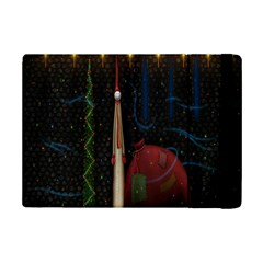 Christmas Xmas Bag Pattern Ipad Mini 2 Flip Cases by Nexatart