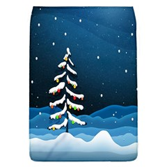 Christmas Xmas Fall Tree Flap Covers (l)  by Nexatart