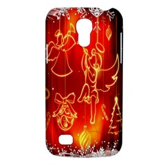 Christmas Widescreen Decoration Galaxy S4 Mini