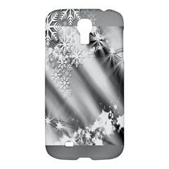 Christmas Background  Samsung Galaxy S4 I9500/i9505 Hardshell Case