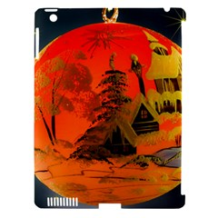 Christmas Bauble Apple Ipad 3/4 Hardshell Case (compatible With Smart Cover)