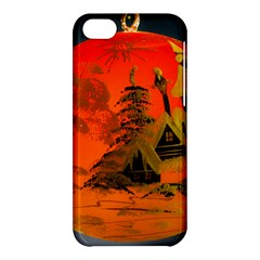 Christmas Bauble Apple Iphone 5c Hardshell Case by Nexatart
