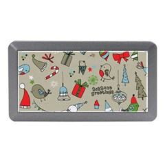 Christmas Xmas Pattern Memory Card Reader (mini)