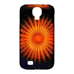 Christmas Card Ball Samsung Galaxy S4 Classic Hardshell Case (pc+silicone)
