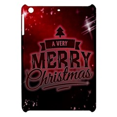 Christmas Contemplative Apple Ipad Mini Hardshell Case by Nexatart