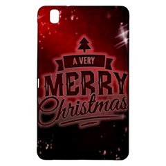 Christmas Contemplative Samsung Galaxy Tab Pro 8 4 Hardshell Case by Nexatart