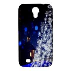 Christmas Card Christmas Atmosphere Samsung Galaxy Mega 6 3  I9200 Hardshell Case