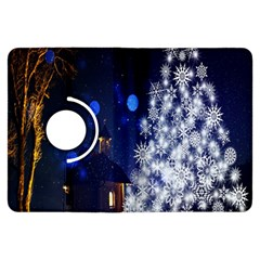 Christmas Card Christmas Atmosphere Kindle Fire Hdx Flip 360 Case