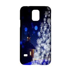 Christmas Card Christmas Atmosphere Samsung Galaxy S5 Hardshell Case