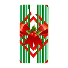 Christmas Gift Wrap Decoration Red Samsung Galaxy Alpha Hardshell Back Case