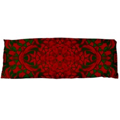 Christmas Kaleidoscope Art Pattern Body Pillow Case (dakimakura)