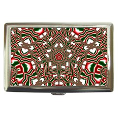 Christmas Kaleidoscope Cigarette Money Cases