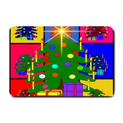 Christmas Ornaments Advent Ball Small Doormat