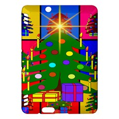 Christmas Ornaments Advent Ball Kindle Fire Hdx Hardshell Case