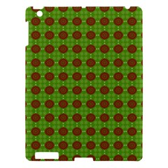 Christmas Paper Wrapping Patterns Apple Ipad 3/4 Hardshell Case