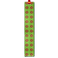 Christmas Paper Wrapping Patterns Large Book Marks by Nexatart