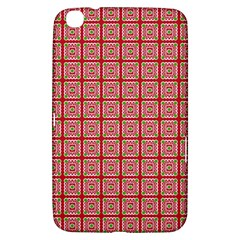 Christmas Paper Wrapping Pattern Samsung Galaxy Tab 3 (8 ) T3100 Hardshell Case  by Nexatart