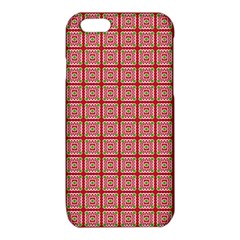Christmas Paper Wrapping Pattern iPhone 6/6S TPU Case by Nexatart