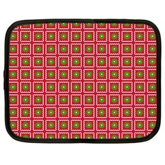 Christmas Paper Wrapping Netbook Case (xl)
